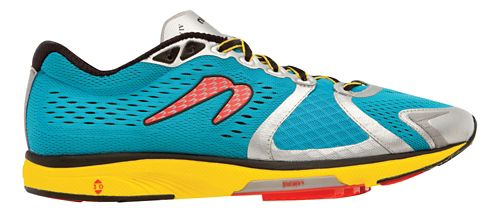 Mens Newton Running Gravity IV Running Shoe - Blue/Red 8