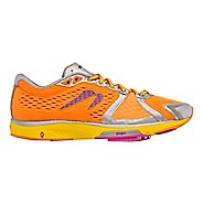 Womens Newton Running Gravity IV Running Shoe - Orange/Pink 6