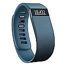 Fitbit Charge Wireless Activity + Sleep Wristband Fitness Tracker Monitors