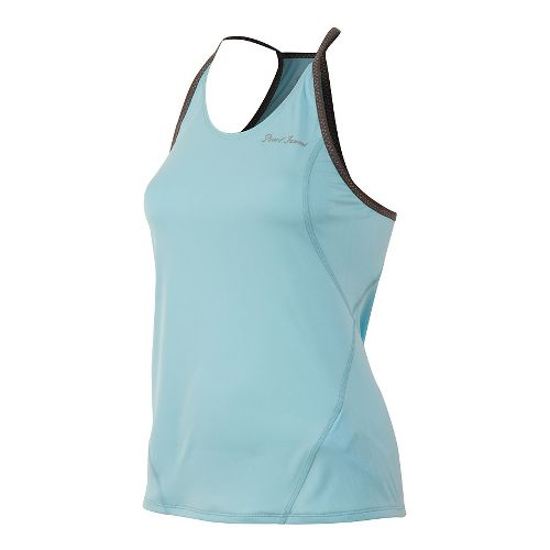 Womens Pearl Izumi Fly Singlet Tank Technical Tops - Petite Four S