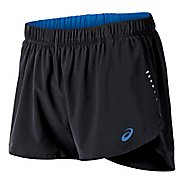 "Womens ASICS Woven 2.5"" Split Shorts"
