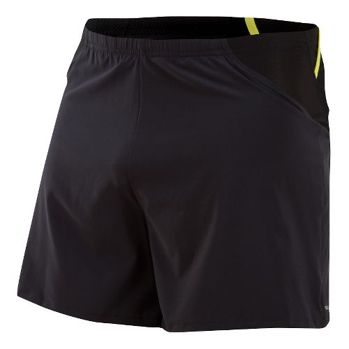 Mens Pearl Izumi Fly Endurance Lined Shorts - Black XXL