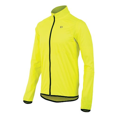 Mens Pearl Izumi Fly Outerwear Jackets - Screaming Yellow XL