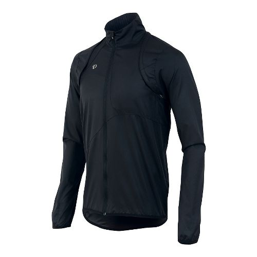 Fly Convertible Outerwear Jackets - Black XXL