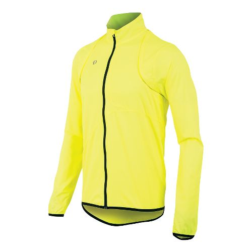 Fly Convertible Outerwear Jackets - Screaming Yellow S
