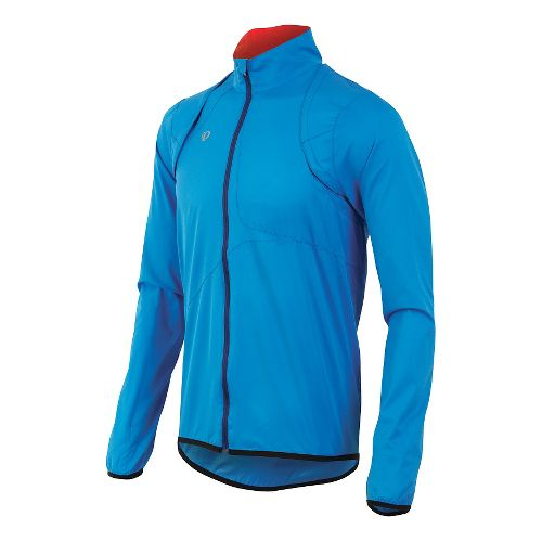 Fly Convertible Outerwear Jackets - Brilliant Blue M