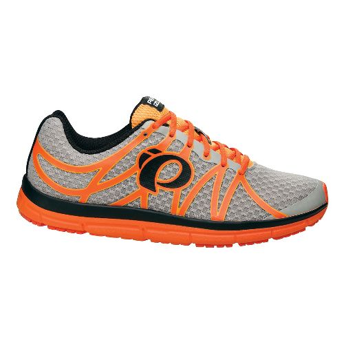 Mens Pearl Izumi EM Road M 2 v2 Running Shoe - Paloma/Carrot 7.5