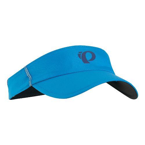 Mens Pearl Izumi Fly Visor Headwear - Brilliant Blue