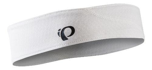 Pearl Izumi Transfer Lite Headband Headwear - White