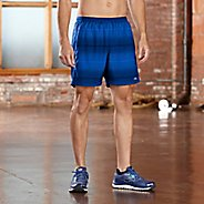 "Mens R-Gear No Excuses Stripe 2-in-1 7"" Shorts"