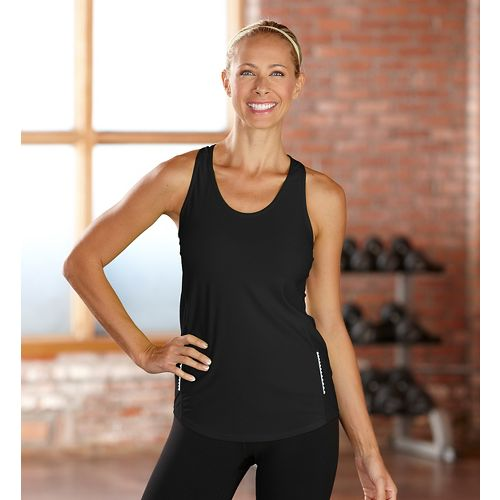 Womens R-Gear Fast and Fab Singlet Technical Top - Black M