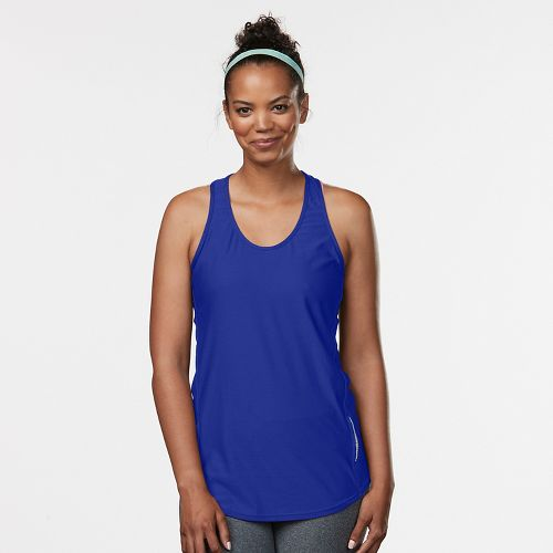Womens R-Gear Fast and Fab Singlet Sleeveless & Tank Technical Top - Sapphire L
