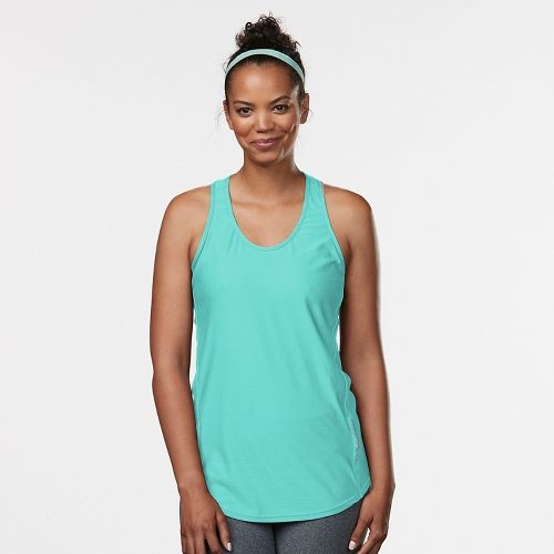 Womens R-Gear Fast and Fab Singlet Sleeveless & Tank Technical Top - Oasis M
