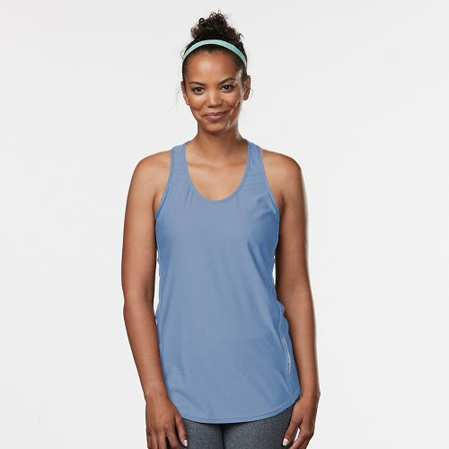 Womens R-Gear Fast and Fab Singlet Sleeveless & Tank Technical Top - Sea Glass XS