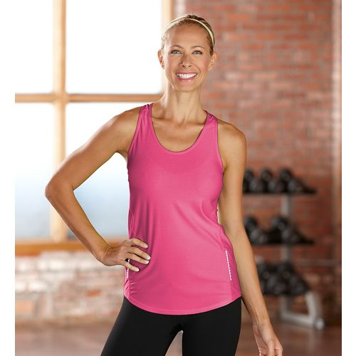 Womens R-Gear Fast and Fab Singlet Sleeveless & Tank Technical Top - Bubble Gum M ...