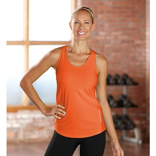Womens R-Gear Fast and Fab Singlet Technical Top - Mimosa L