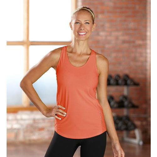 Womens R-Gear Fast and Fab Singlet Technical Top - Just Peachy XL