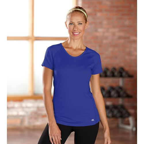 Womens R-Gear Fast and Fab Short Sleeve Technical Top - Twilight XS