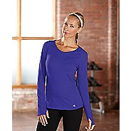 Womens R-Gear Fast and Fab Long Sleeve No Zip Technical Top