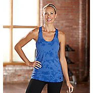 Womens R-Gear Revive Tie-Dye Racerback Tanks Technical Tops