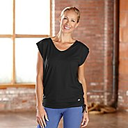 Womens R-Gear Picture Perfect Short Sleeve Technical Tops - Black XL