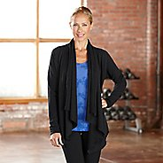 Womens R-Gear Cozy Cardi Long Sleeve Non-Technical Tops