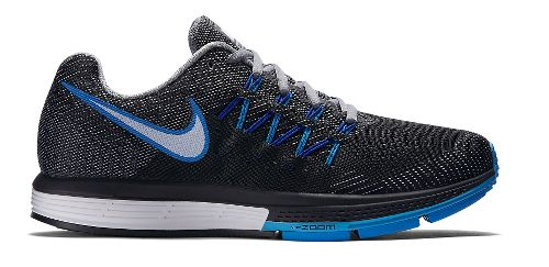Mens Nike Air Zoom Vomero 10 Running Shoe - Grey/Black 8
