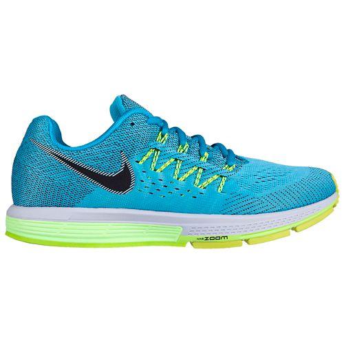 Mens Nike Air Zoom Vomero 10 Running Shoe - Blue/Green 9
