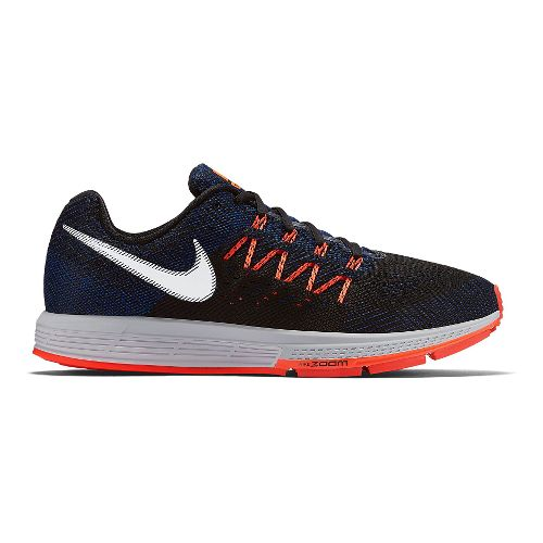 Mens Nike Air Zoom Vomero 10 Running Shoe - Royal/Orange 11.5