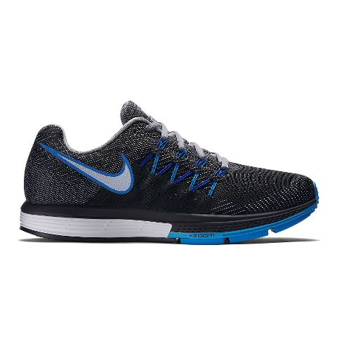 Mens Nike Air Zoom Vomero 10 Running Shoe - Black/Orange 8.5