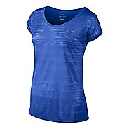 Womens Nike DF Cool Breeze Short Sleeve Technical Tops