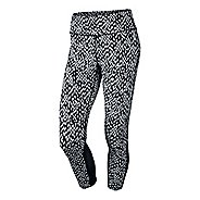 Women's Nike Printed Epic Lux Crop 2 Capri Tights