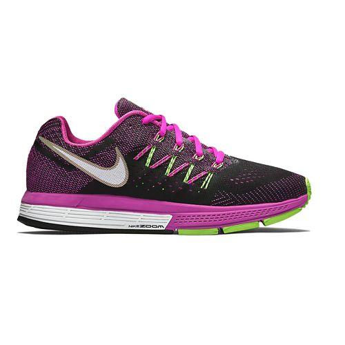 Womens Nike Air Zoom Vomero 10 Running Shoe - Fuchsia 11