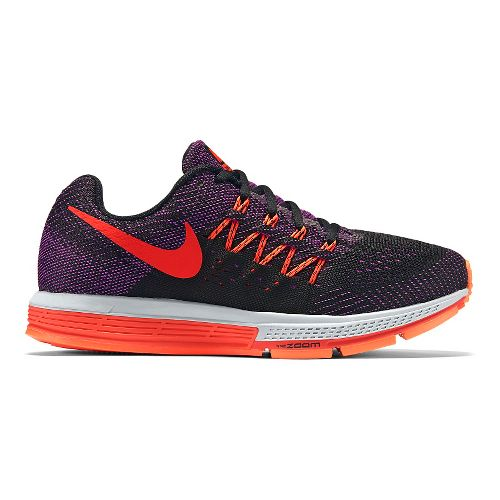 Womens Nike Air Zoom Vomero 10 Running Shoe - Purple/Orange 9.5