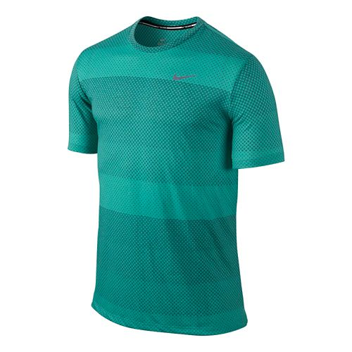 Men's Nike�DF Cool Tailwind Stripe Short Sleeve