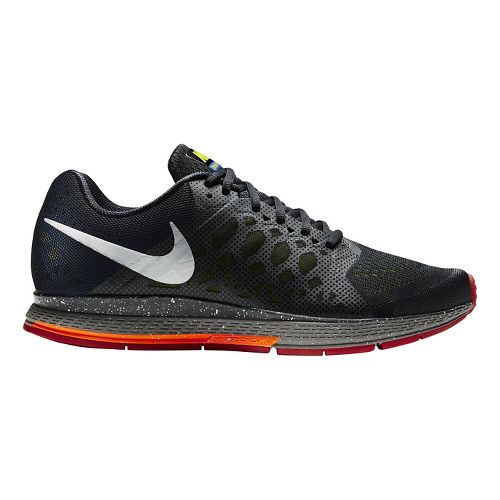 Men's Nike Air Zoom Pegasus 31 QS Running Shoe - Black 10.5