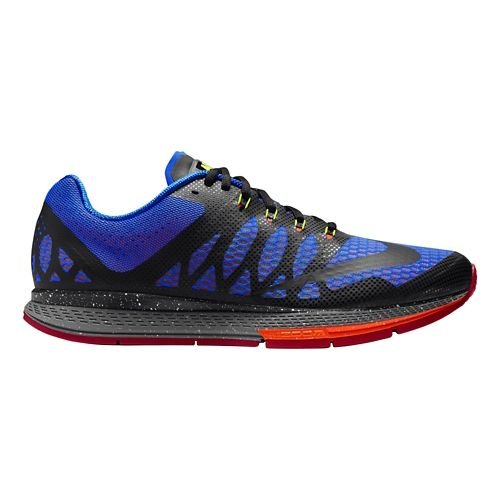 Men's Nike Air Zoom Elite 7 QS Running Shoe - Blue/Black 10.5