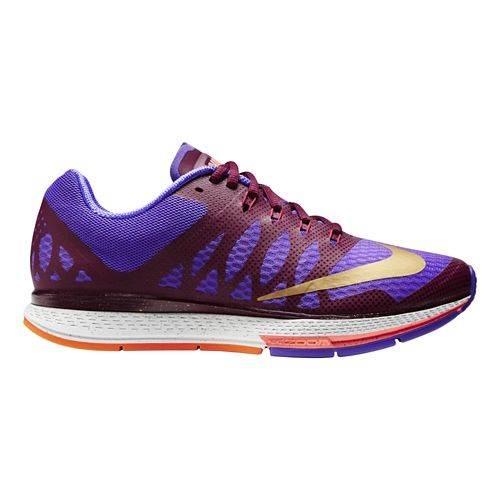 Women's Nike Air Zoom Elite 7 QS Running Shoe - Grape/Garnet 8.5