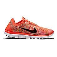 Womens Nike Free 4.0 Flyknit Running Shoe