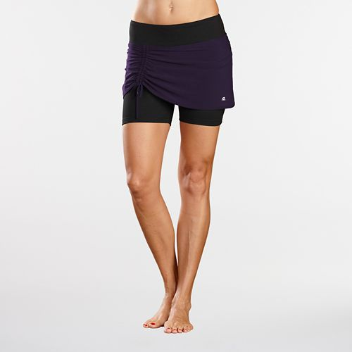 Womens R-Gear Winning Combo Skort Fitness Skirts - Let's Jam/Black L