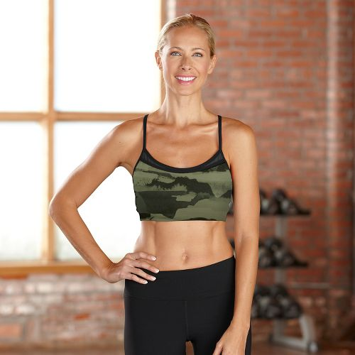 Womens R-Gear Urban Appeal Sports Bra - Camouflage XS