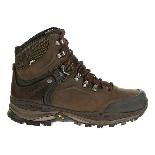 Mens Merrell Crestbound GORE-TEX Hiking Shoe - Clay 10