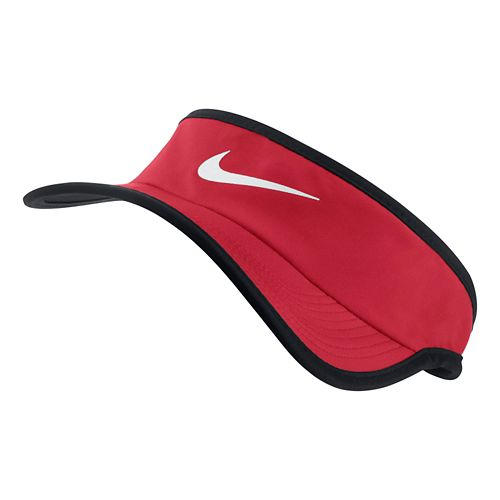 Nike Featherlight Visor Headwear - University Red