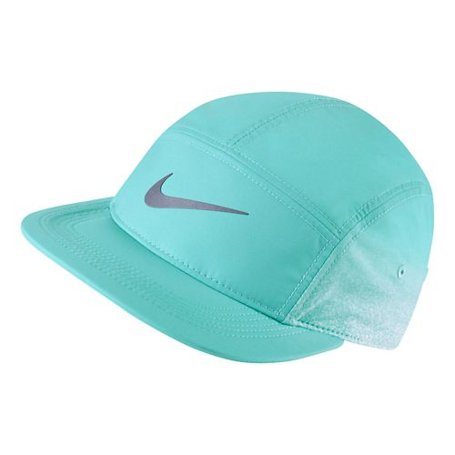 Womens Nike Graphic AW84 Cap Headwear - Light Aqua