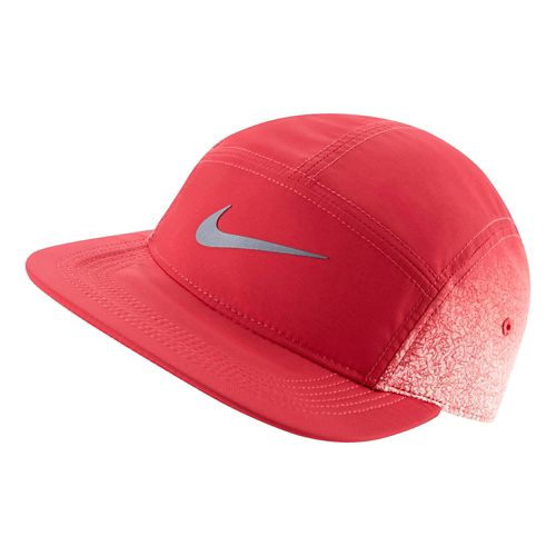 Womens Nike Graphic AW84 Cap Headwear - Daring Red