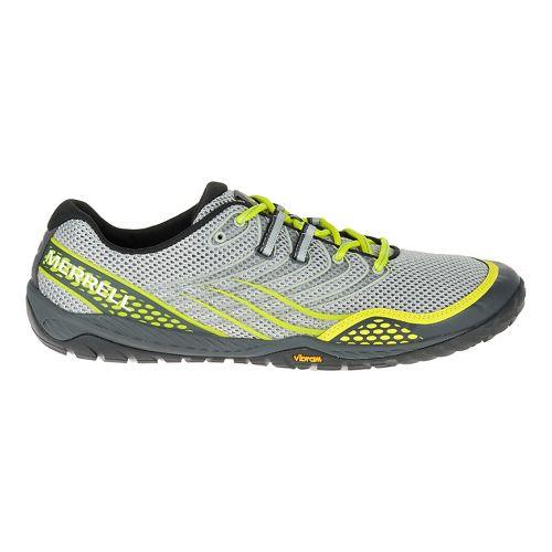 Mens Merrell Trail Glove 3 Trail Running Shoe - Sleet 9.5
