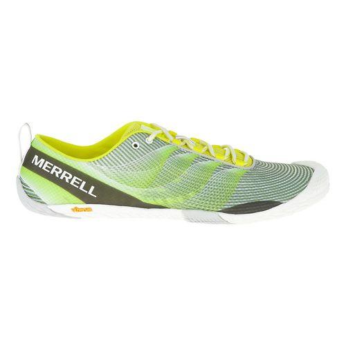 Mens Merrell Vapor Glove 2 Trail Running Shoe - Racer Blue 12