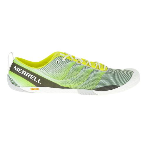 Mens Merrell Vapor Glove 2 Trail Running Shoe - Racer Blue 14
