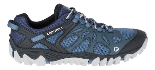 Mens Merrell All Out Blaze Aero Sport Hiking Shoe - Slate 10.5