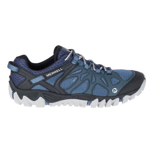 Mens Merrell All Out Blaze Aero Sport Hiking Shoe - Slate 9